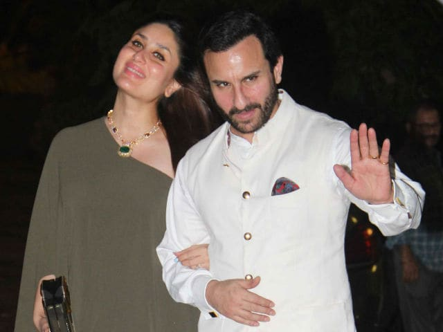 Kareena Kapoor Redefines Fashion For Moms-To-Be At Kapoors' Party