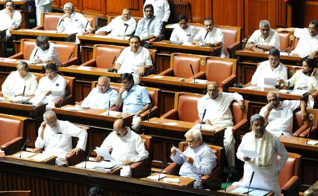Karnataka Assembly Passes SC/ST Promotions Bill