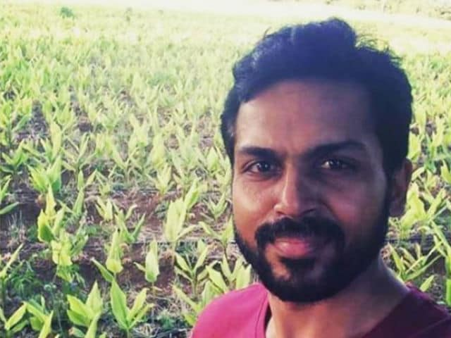 Now, Karthi Wants To Play A Farmer To Inspire The Young Generation