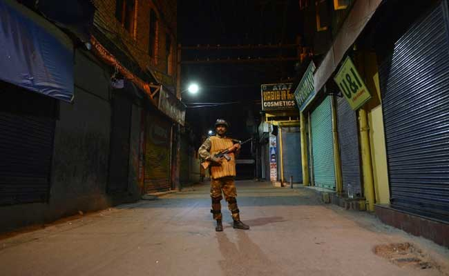 Former Village Head Shot Dead In Jammu And Kashmir's Pulwama