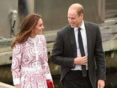 Britain's Prince William, Kate Middleton Tour Vancouver Without Kids