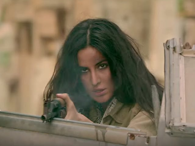 Katrina Kaif to do 'Hardcore Action' in Tiger Zinda Hai