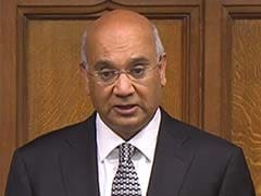 Indian-Origin Keith Vaz Re-Elected To Top Labour Party Committee