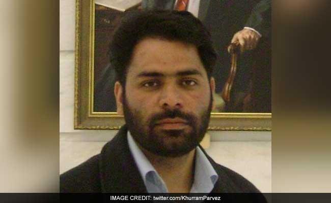 Kashmir Activist Booked Under Public Safety Act