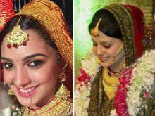 Kiara Advani Recreates Sakshi's Wedding Outfit in <i>MS Dhoni</i>. Close Enough