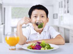 Healthy Diet Develops Better Reading Skills In Children