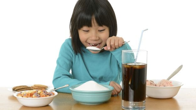 Sugar Consumption High Among Children: Study