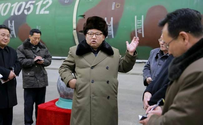 'Rocket Man Should Have Been Handled a Long Time Ago'