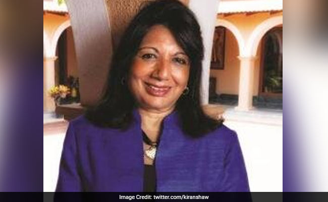 'Focus On Creating Digital Economy': Kiran Mazumdar-Shaw To Congress