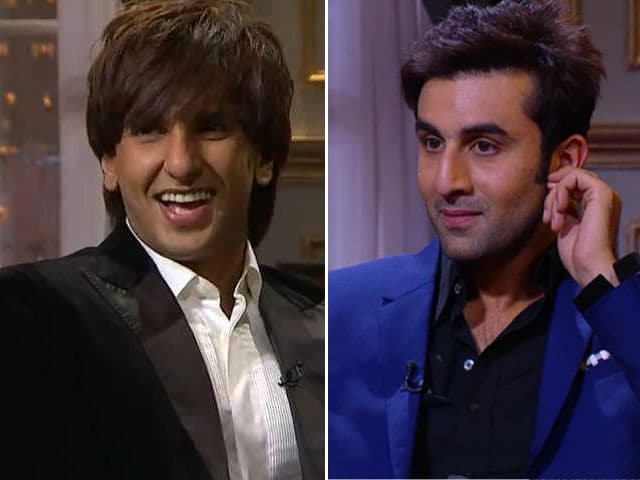 Ranveer Singh + Ranbir Kapoor on Koffee With Karan? 'Quite Interesting'