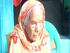 105-Year-Old Woman, Who Sold Her Goats To Build Toilets, Made 'Swachh Bharat Abhiyan' Mascot
