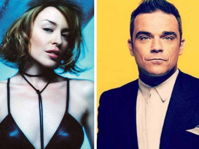 Kylie Minogue To Collaborate With Robbie Williams After 16 Years
