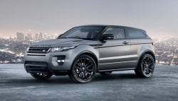 Petrol Range Rover Evoque Coupe Being Considered For India