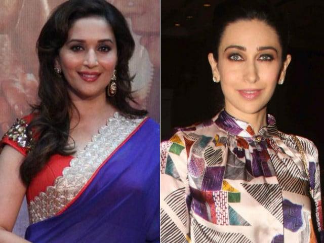 Dil Toh Pagal Hai Deja Vu With Madhuri Dixit, Karisma Kapoor