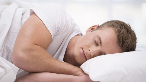 To Fight Belly Fat, Prioritize Sleep