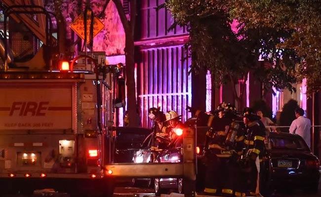 मैनहटन में हुए धमाके में 29 लोग घायल, आतंकी वारदात के सबूत नहीं : न्यूयॉर्क के मेयर