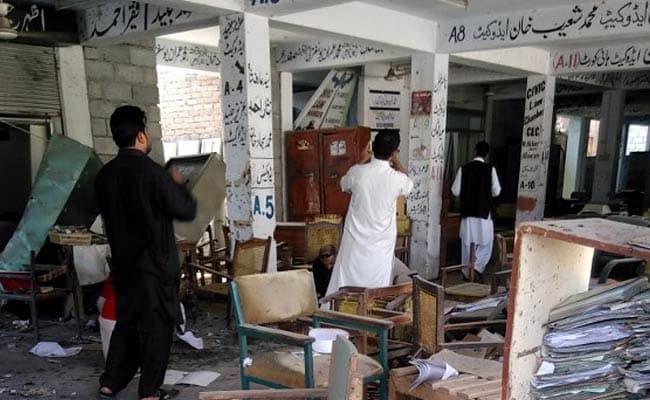 पाकिस्तान में चुनावी रैली के दौरान बड़ा धमाका, चार की मौत और 14 घायल