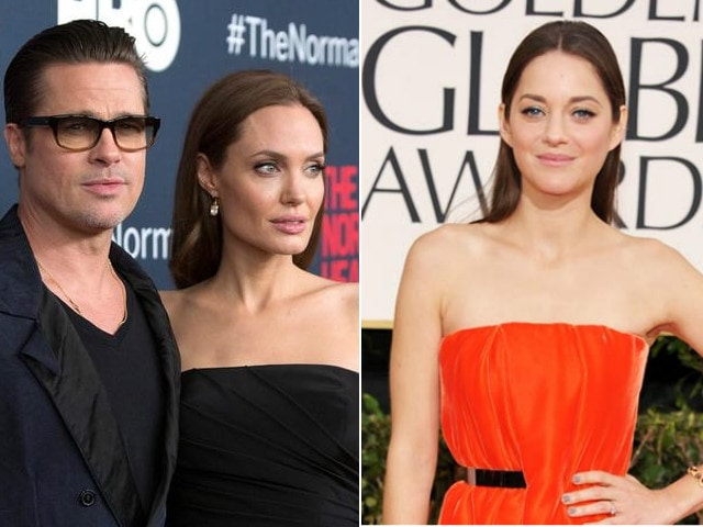 The Brangelina Split Has Been Blamed on Marion Cotillard. She Reacts