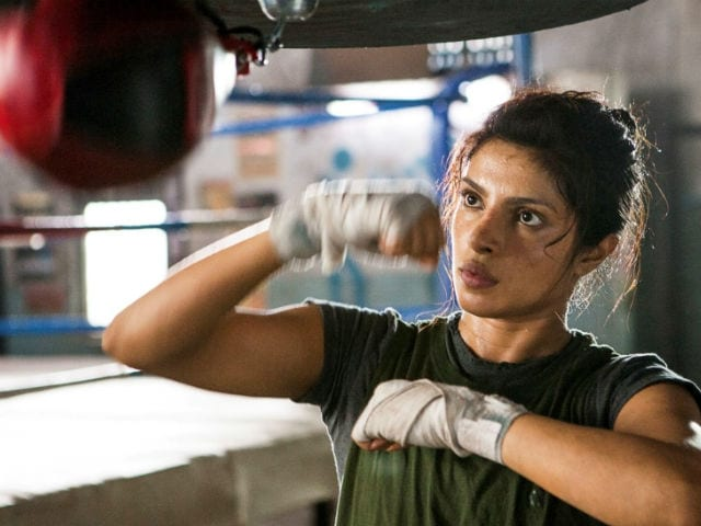 Priyanka Chopra 'Poured Grief' of Losing Her Father in Mary Kom