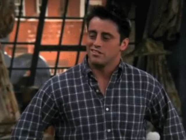 When a Caveman Asked F.R.I.E.N.D.S' Matt LeBlanc 'How You Doin'?'