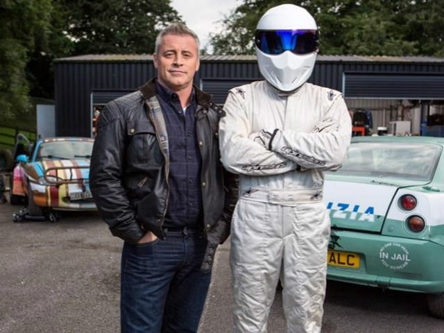 Matt LeBlanc Returns As Top Gear Host, Signs Two-Year Deal