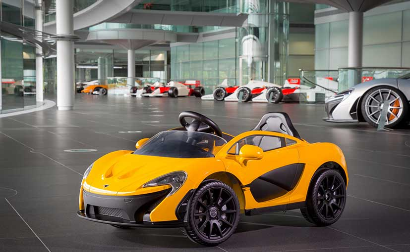 Mc Laren New EV for Kids