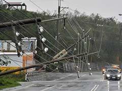 Strongest Typhoon In 21 Years Meranti Hits Taiwan