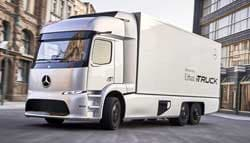 Fully Electric Mercedes-Benz Urban eTruck Concept Revealed; Can Travel 200Km On A Single Charge