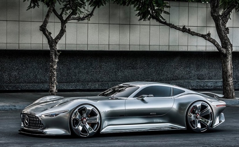mercedes amg to build a 1000bhp mid engine hypercar for
