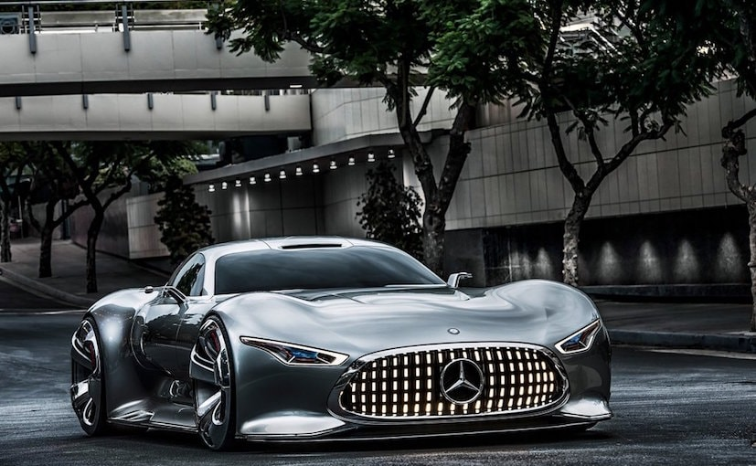 Mercedes Amg To Build A Mid Engine Hypercar For