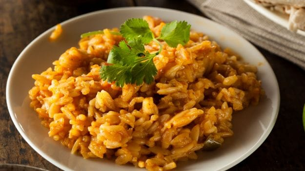 Watch: How To Make One-Pot Mexican Rice (Spanish Rice) At Home (Recipe Video)