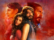 <I>Mirzya</i> Trailer 2.0: You Can't Take Your Eyes Off Harshvardhan, Saiyami