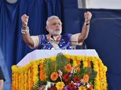 पीएम नरेंद्र मोदी ने गुजरात में आदिवासी कल्याण के लिए 3800 करोड़ की योजनाओं का किया अनावरण