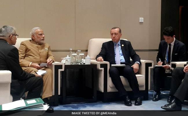 PM Narendra Modi Raises NSG Bid, Scorpene Leak In Bilateral Meetings With Turkey, France