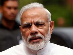 PM Modi Holds Meeting Over Cauvery Water Sharing Dispute