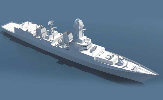 यह है नौसेना का सबसे उन्नत मिसाइल विध्वंसक जंगी जहाज, 17 सितंबर को होगा जलावतरण