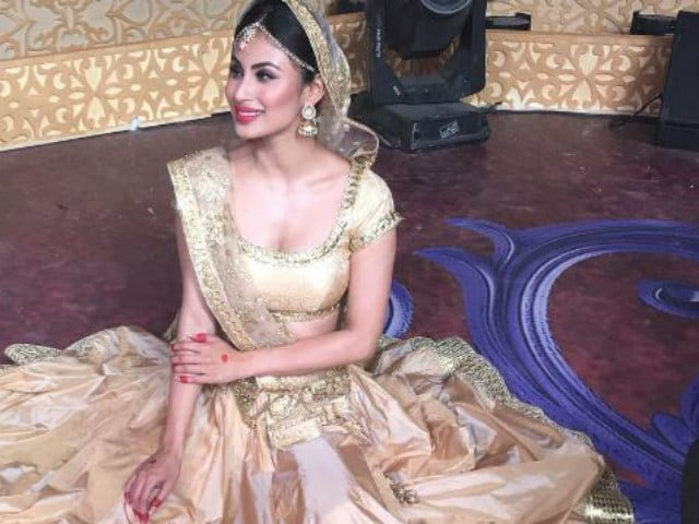 Mouni Roy is Trending Because the Internet is Obsessed With Her Pics