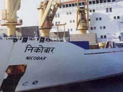 Ship With Over 500 Passengers Stranded Off Visakhapatnam