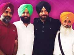 Navjot Sidhu To Lead New Party In Punjab, Launch Next Week