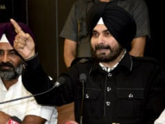 Navjot Singh Sidhu-Congress Announcement Soon? Relationship Status Complicated