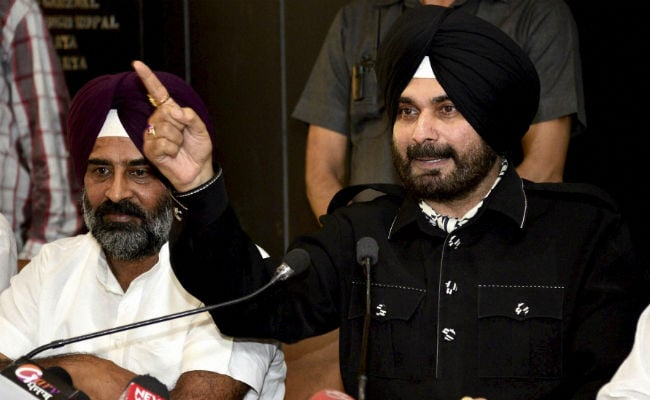 Decision Today On Road Rage Case Against Navjot Sidhu In Supreme Court