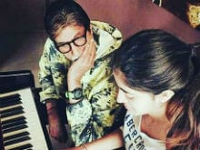 This Is Amitabh Bachchan's Granddaughter Navya's Reply to His Letter