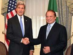 Prevent Terrorists From Using Pak Territory As Safe Havens, John Kerry Tells Nawaz Sharif
