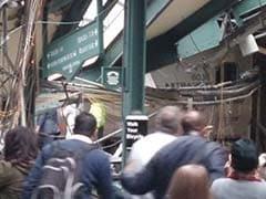 अमेरिका के न्यूजर्सी में होबोकेन स्टेशन पर भीषण ट्रेन दुर्घटना, 3 मरे और 100 से ज्यादा घायल : रिपोर्ट