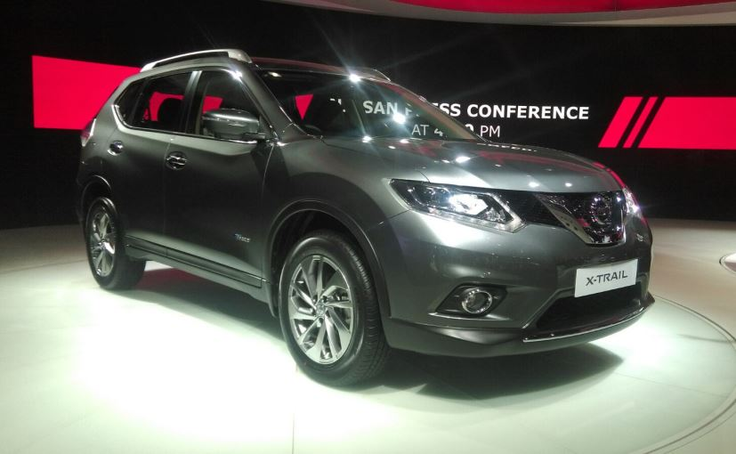 Nissan X-Trail Hybrid Launch Confirmed For Early Next Year