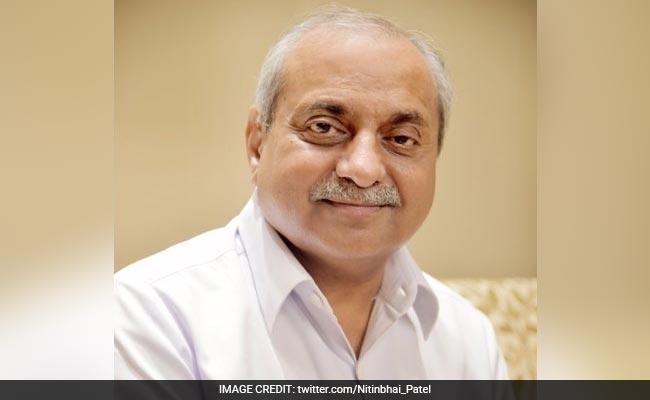Patidar Community Largely With BJP, Says Gujarat Deputy Chief Minister Nitin Patel