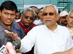 As Grumbles Grow Louder Within Ally RJD, Nitish Kumar's Terse Response