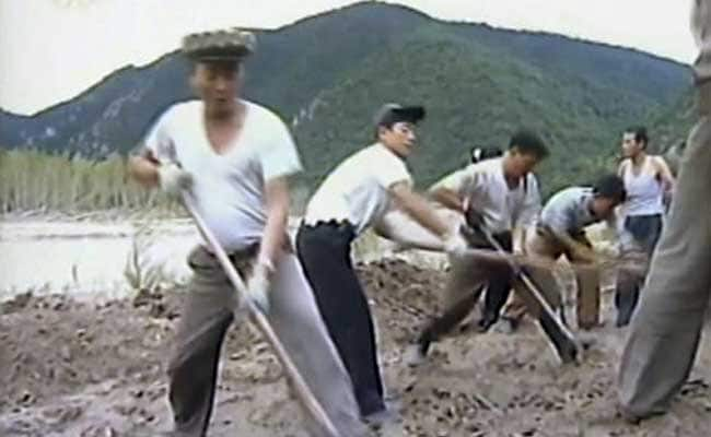 76 Dead After Severe Flooding In North Korea: Red Cross