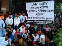After Poll Rout At Delhi University, Congress Student Wing NSUI Goes On Hunger Strike