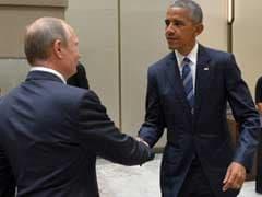 Barack Obama, Vladimir Putin Agree To Continue Working Towards Syria Deal